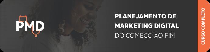 Imagem com o link para o Curso de Planejamento de Marketing Digital