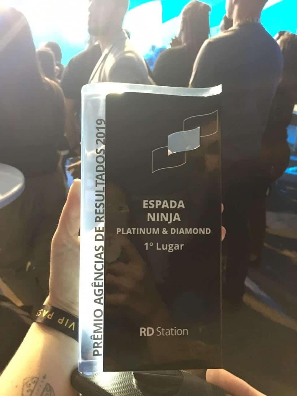 Prêmio Espada Ninja