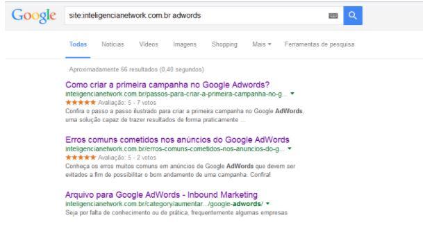 Como descobrir informações de concorrentes pelo Google