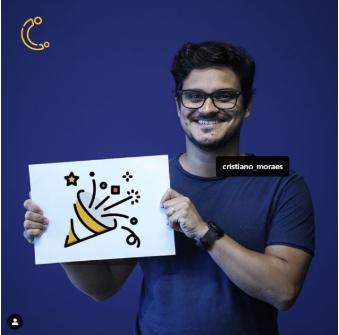 Marcar usuário no Instagram