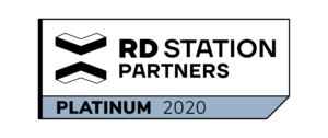 Selo Platinum RD Station Partners 2020