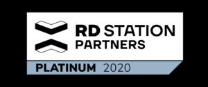 Selo Platinum RD Station Partners 2020
