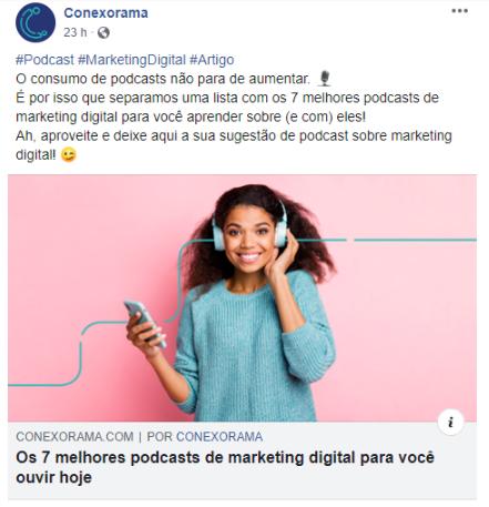 Social Post Conexorama