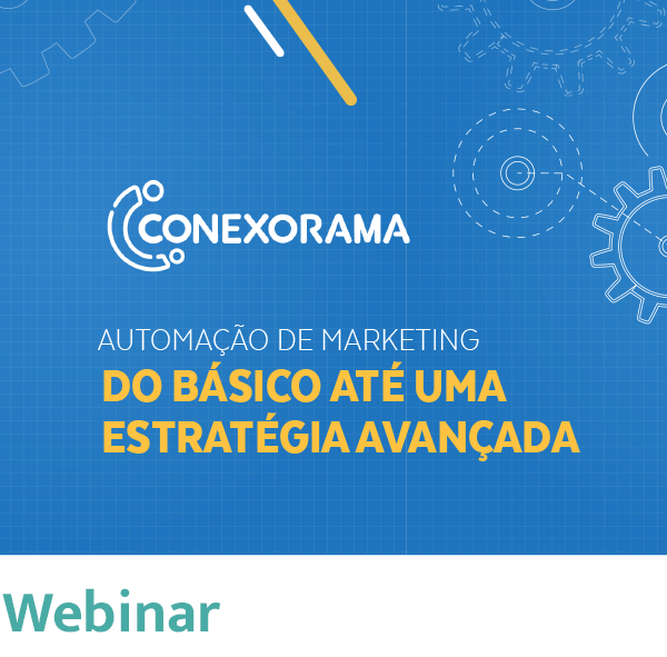 Capa do Webinar sobre Automação de Marketing
